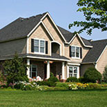 home in maryland that receives pest control from angel systems